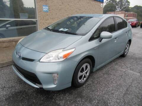 2012 Toyota Prius for sale at Southern Auto Solutions - Georgia Car Finder - Southern Auto Solutions - 1st Choice Autos in Marietta GA
