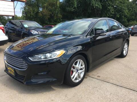 2016 Ford Fusion for sale at Town and Country Auto Sales in Jefferson City MO