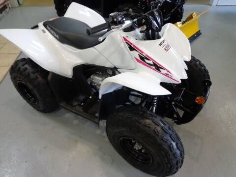 2021 Honda TRX90X for sale at Dan Powers Honda Motorsports in Elizabethtown KY