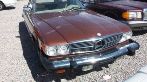 1978 Mercedes-Benz 450-Class for sale at Haggle Me Classics in Hobart IN