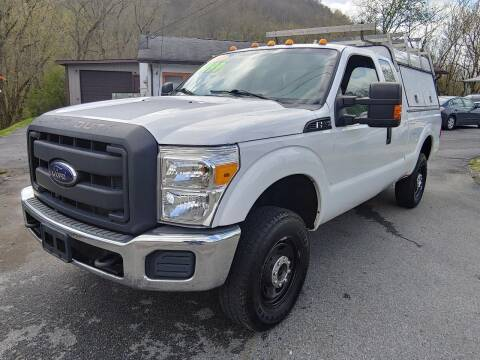 2012 Ford F-250 Super Duty for sale at Kerwin's Volunteer Motors in Bristol TN