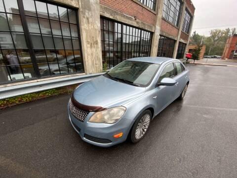 2012 Suzuki Kizashi for sale at Apple Auto Sales Inc in Camillus NY