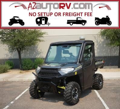 2019 Polaris Ranger for sale at AZautorv.com in Mesa AZ