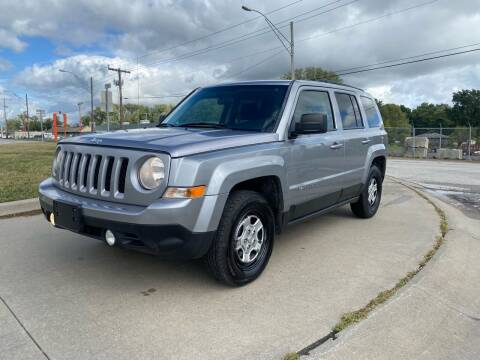 2015 Jeep Patriot for sale at Xtreme Auto Mart LLC in Kansas City MO
