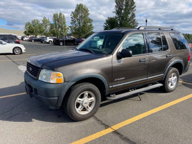 2005 Ford Explorer for sale at ENFIELD STREET AUTO SALES in Enfield CT
