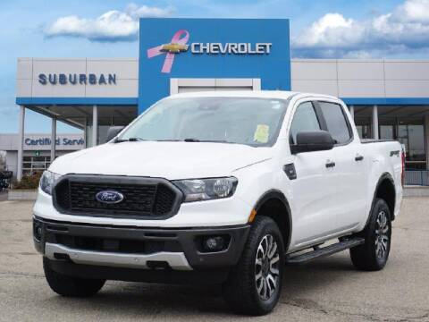 2019 Ford Ranger for sale at Suburban Chevrolet of Ann Arbor in Ann Arbor MI