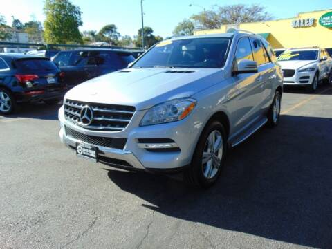 2013 Mercedes-Benz M-Class for sale at Santa Monica Suvs in Santa Monica CA