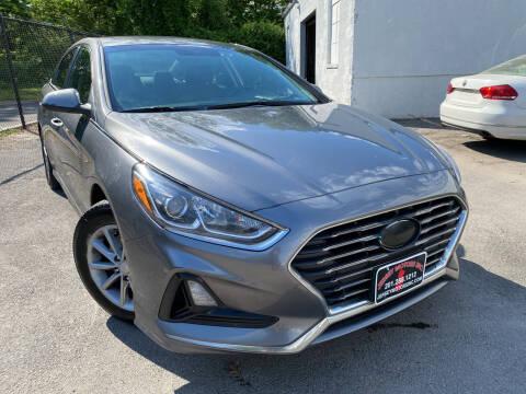 2018 Hyundai Sonata for sale at JerseyMotorsInc.com in Teterboro NJ
