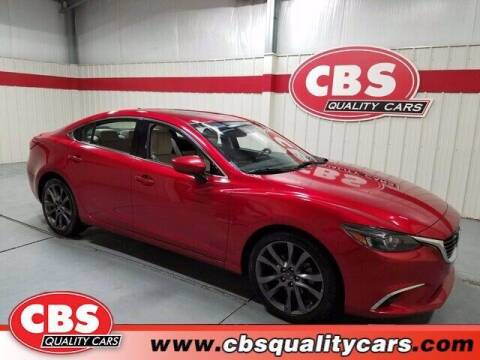 2016 Mazda MAZDA6 for sale at CBS Quality Cars in Durham NC