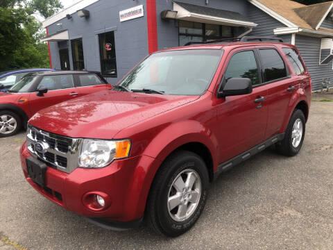 2012 Ford Escape for sale at Auto Kraft in Agawam MA