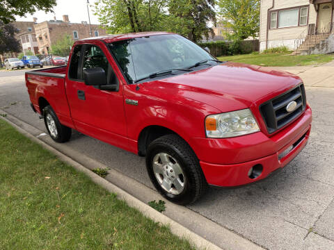 2006 Ford F-150 for sale at RIVER AUTO SALES CORP in Maywood IL
