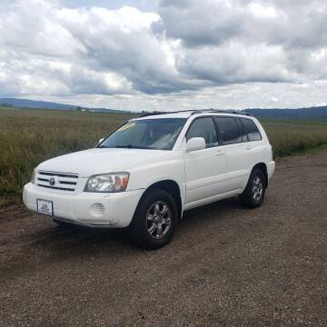 2006 Toyota Highlander for sale at M AND S CAR SALES LLC in Independence OR