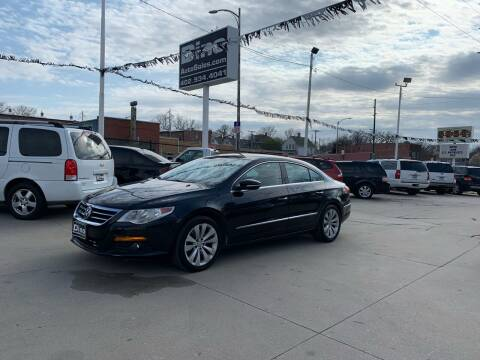 2009 Volkswagen CC for sale at Dino Auto Sales in Omaha NE