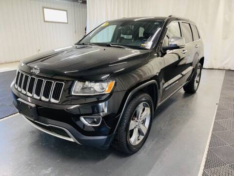 2015 Jeep Grand Cherokee for sale at Monster Motors in Michigan Center MI