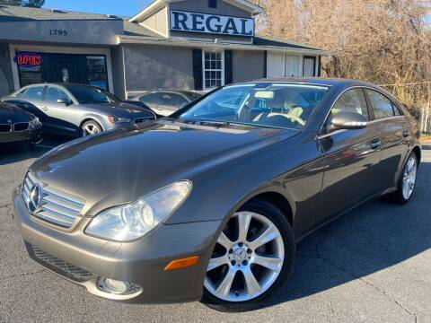 2006 Mercedes-Benz CLS for sale at Regal Auto Sales in Marietta GA