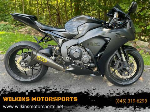 2012 Honda CBR 1000RR for sale at WILKINS MOTORSPORTS in Brewster NY