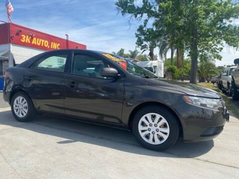 2012 Kia Forte for sale at 3K Auto in Escondido CA