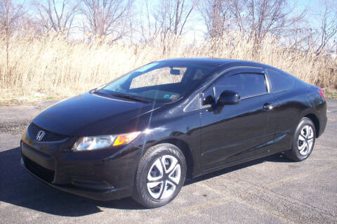 2012 Honda Civic for sale at Action Auto Wholesale - 30521 Euclid Ave. in Willowick OH