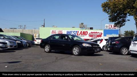 2016 Chevrolet Impala Limited for sale at Westland Auto Sales on 7th in Fresno CA