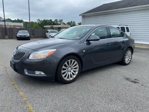 2011 Buick Regal for sale at Capital Auto Sales in Providence RI