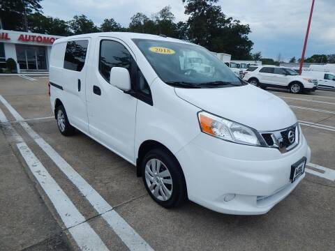 2018 Nissan NV200 for sale at Vail Automotive in Norfolk VA