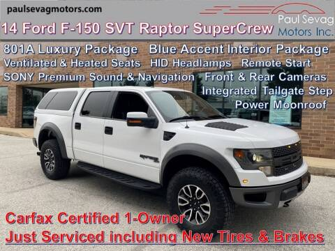 2014 Ford F-150 for sale at Paul Sevag Motors Inc in West Chester PA