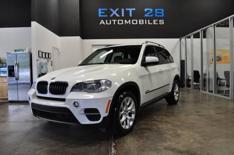 2013 BMW X5 for sale at Exit 28 Auto Center LLC in Cornelius NC