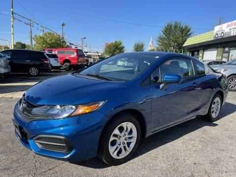 2014 Honda Civic for sale at Joliet Auto Center in Joliet IL