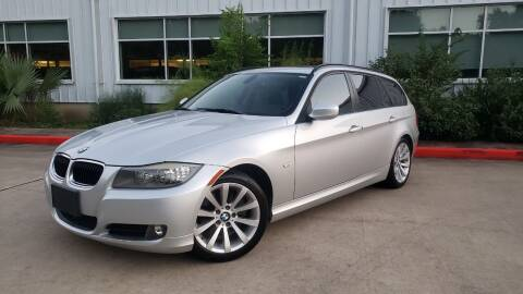 2011 BMW 3 Series for sale at Houston Auto Preowned in Houston TX