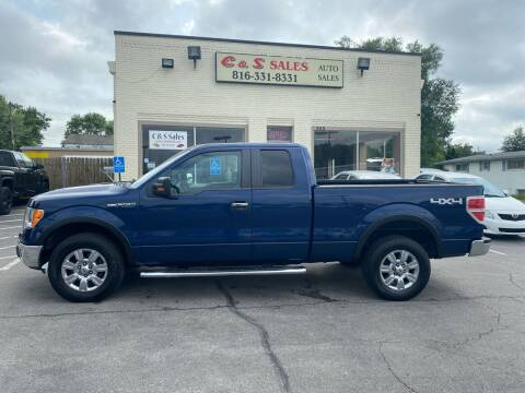 2011 Ford F-150 for sale at C & S SALES in Belton MO