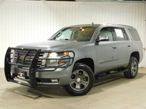 2018 Chevrolet Tahoe for sale at Bulldog Motor Company in Borger TX