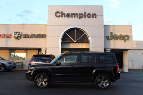 2014 Jeep Patriot for sale at Champion Chevrolet in Athens AL