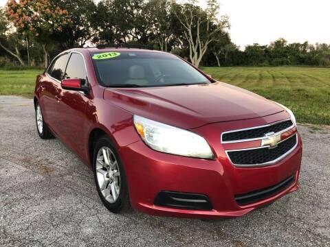 2013 Chevrolet Malibu for sale at Auto Export Pro Inc. in Orlando FL
