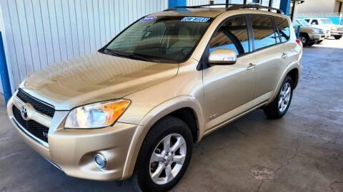 2009 Toyota RAV4 for sale at Bob Ross Motors in Tucson AZ