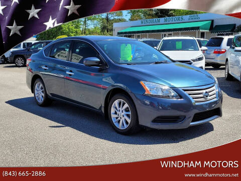 2015 Nissan Sentra for sale at Windham Motors in Florence SC