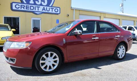 2010 Lincoln MKZ for sale at Buy Here Pay Here Lawton.com in Lawton OK