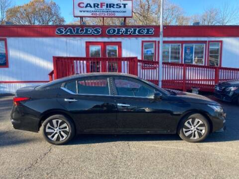 2020 Nissan Altima for sale at CARFIRST ABERDEEN in Aberdeen MD