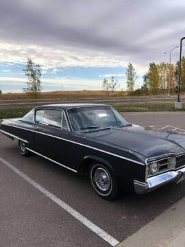 1967 Dodge Polara for sale at Classic Car Deals in Cadillac MI