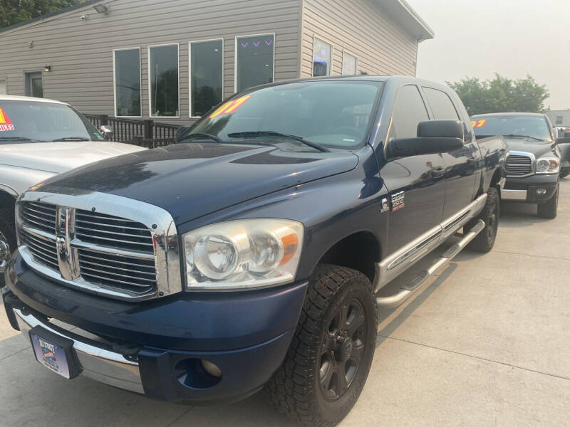 2007 Dodge Ram Pickup 2500 for sale at Allstate Auto Sales in Twin Falls ID
