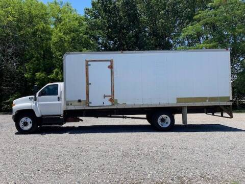 2006 GMC C7500 for sale at Mater's Motors in Stanley NC