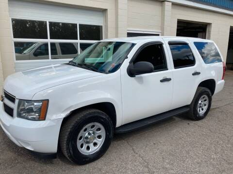 2014 Chevrolet Tahoe for sale at Ogden Auto Sales LLC in Spencerport NY