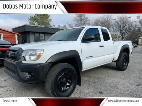 2013 Toyota Tacoma for sale at Dobbs Motor Company in Springdale AR