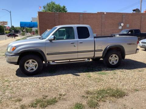 2002 Toyota Tundra for sale at Paris Fisher Auto Sales Inc. in Chadron NE