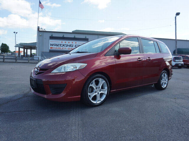 2010 Mazda MAZDA5 for sale at CHAPARRAL USED CARS in Piney Flats TN