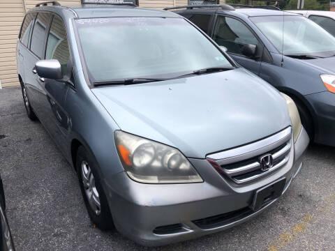 2005 Honda Odyssey for sale at Matt-N-Az Auto Sales in Allentown PA