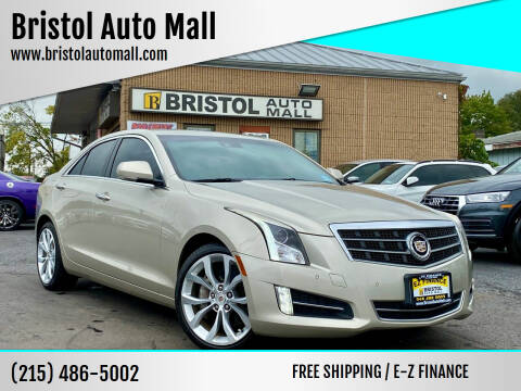 2013 Cadillac ATS for sale at Bristol Auto Mall in Levittown PA
