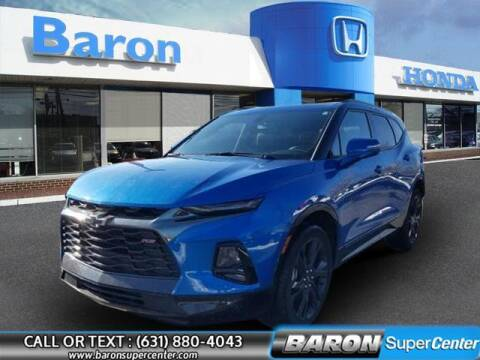 2020 Chevrolet Blazer for sale at Baron Super Center in Patchogue NY
