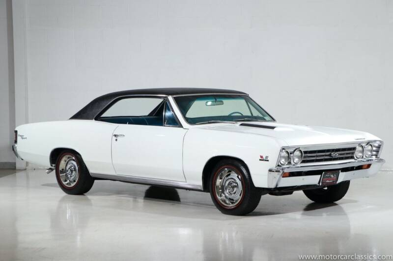1967 Chevrolet Chevelle for sale at Motorcar Classics in Farmingdale NY