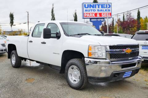 2014 Chevrolet Silverado 2500HD for sale at United Auto Sales in Anchorage AK