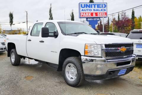 2014 Chevrolet Silverado 2500HD for sale at United Auto Sales in Anchorage AK